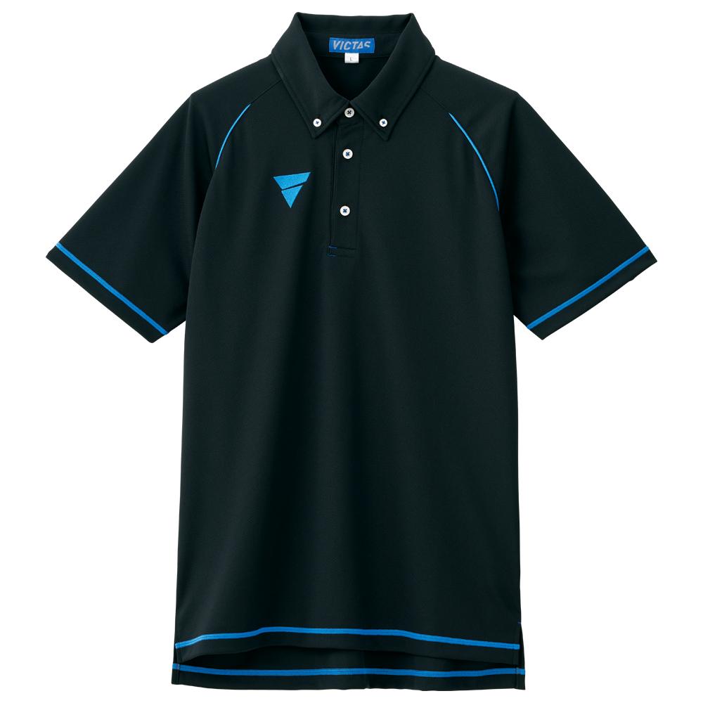VICTAS 卓球 トレーニング ポロシャツ V-PP215 練習 練習着 男子日本代表 2020 春夏