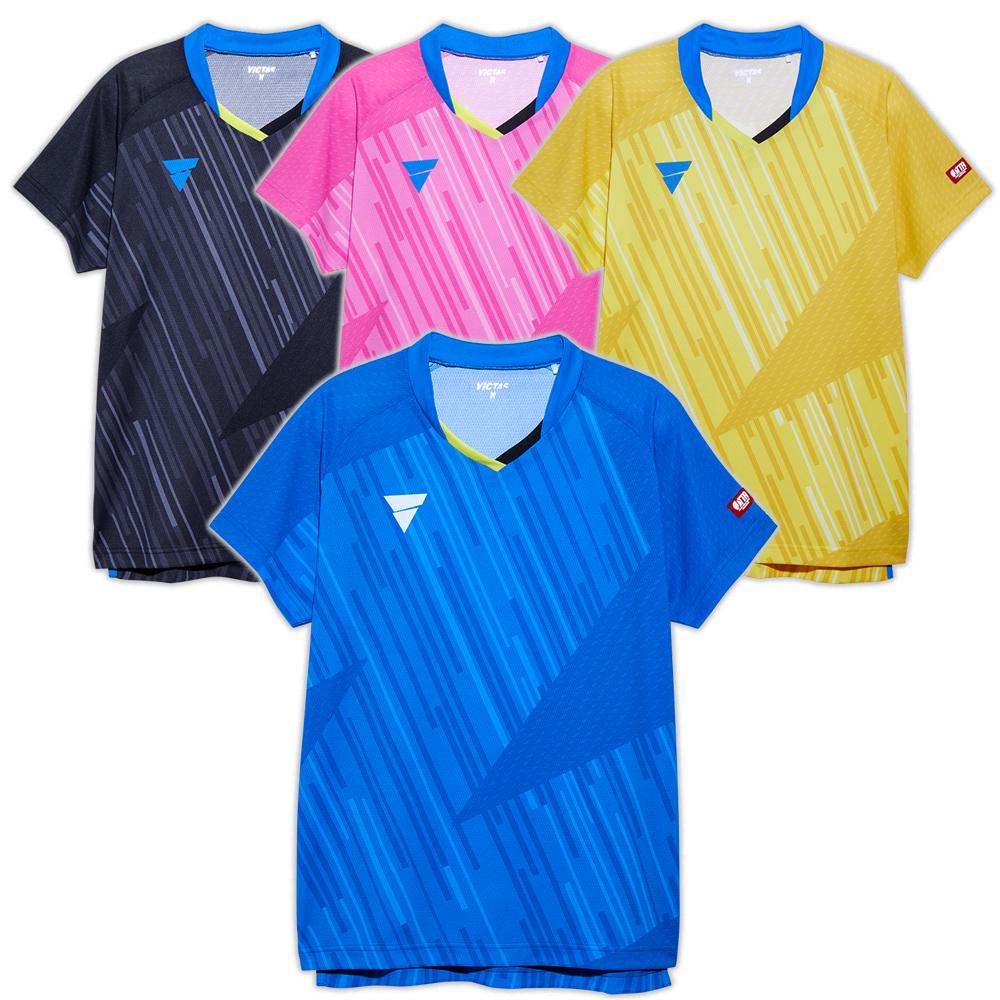 VICTAS ゲームシャツ V-GS900 卓球 男子日本代表モデル ユニフォーム