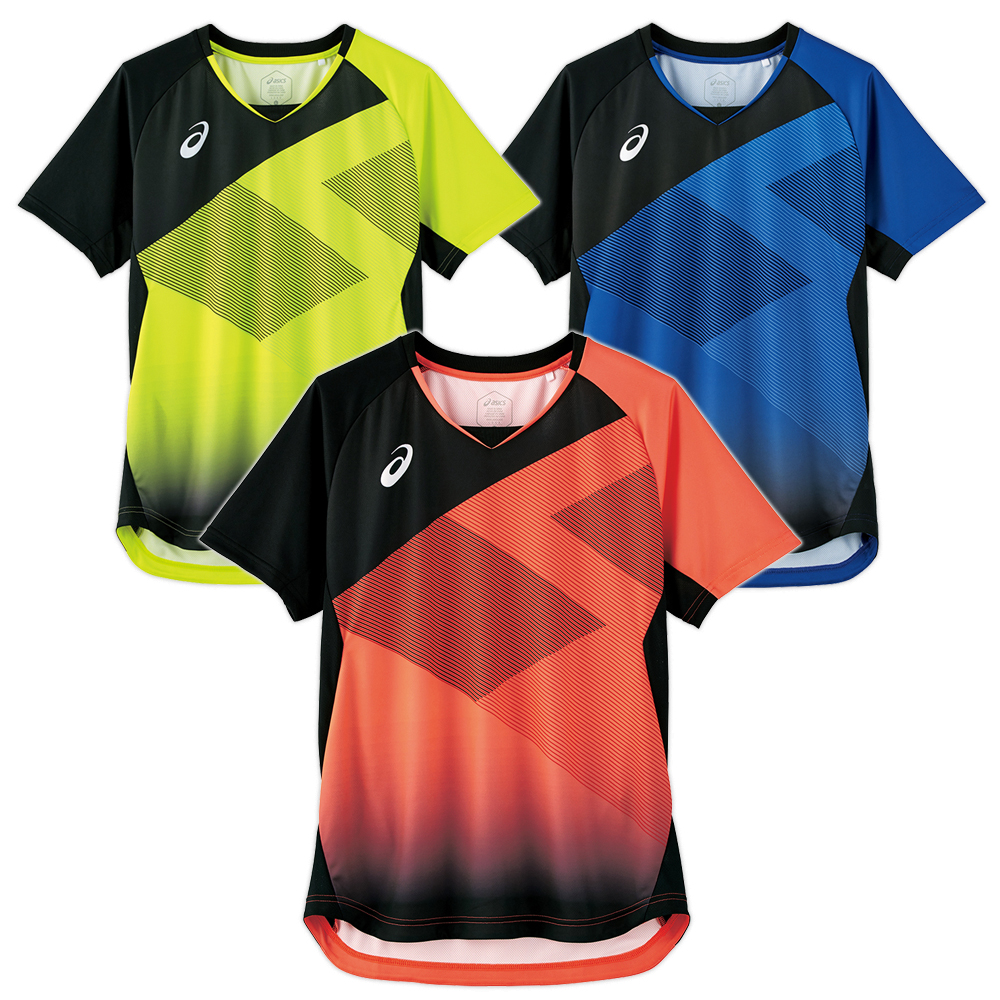 ASICS TSP ユニホーム ユニフォーム ゲームウェア 試合 ムービングゲームシャツ 2073A019 2020 春夏