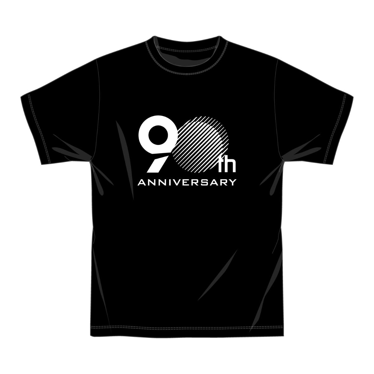 VICTAS ヴィクタス VICTAS PLAY ヴィクタスプレイ 卓球 アパレル 90周年記念限定Tシャツ プラクティスシャツ 創業90周年記念Tシャツ『VICTAS 90th Tee』を発売