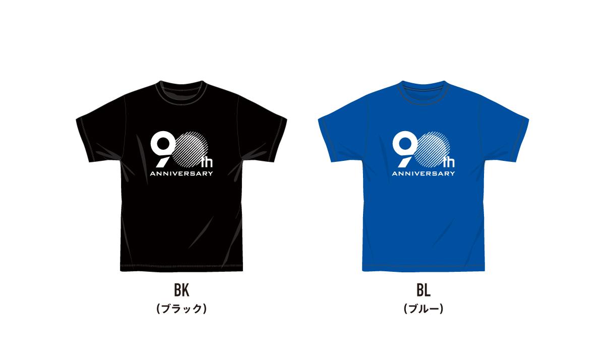 VICTAS ヴィクタス VICTAS PLAY ヴィクタスプレイ 創業90周年記念Tシャツ VICTAS 90th Tee アパレル 卓球 Tシャツ プラクティスシャツ