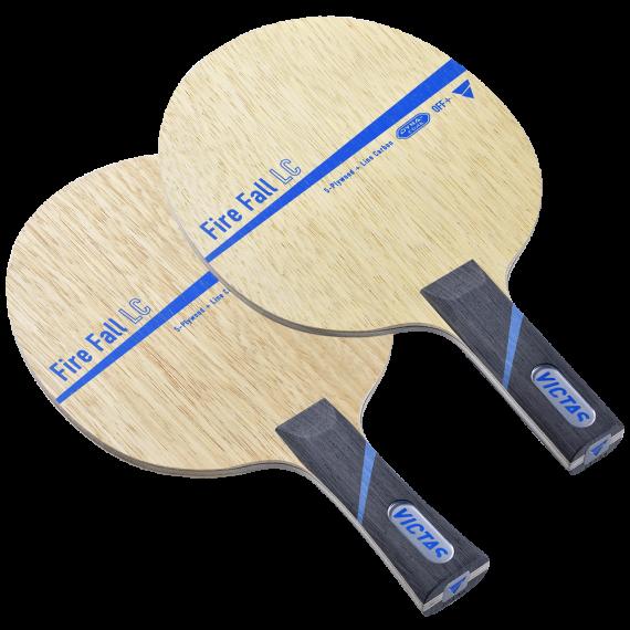 卓球 ラケット シェーク VICTAS ファイヤーフォール LC