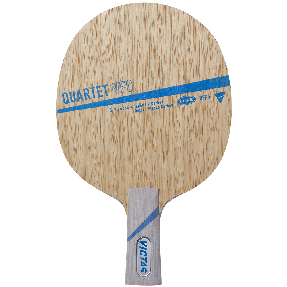 QUARTET VFC QUARTETシリーズ ラケット VICTAS 卓球 新商品