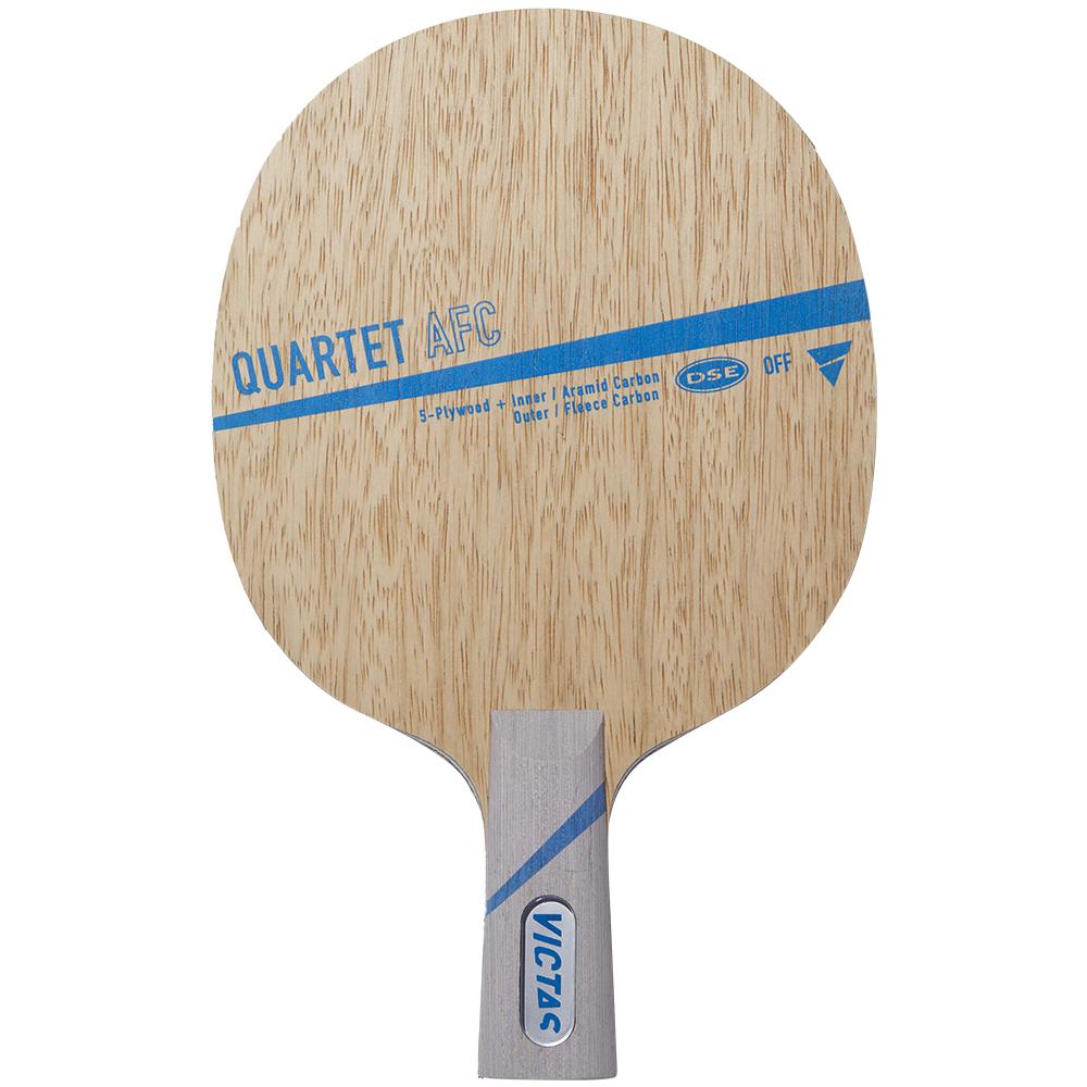QUARTET AFC QUARTETシリーズ ラケット 中国式 VICTAS 卓球 新商品