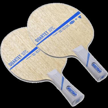 VICTAS JOURNAL カルテットSFC QUARTET 卓球 ラケット カーボン シェークハンドラケット