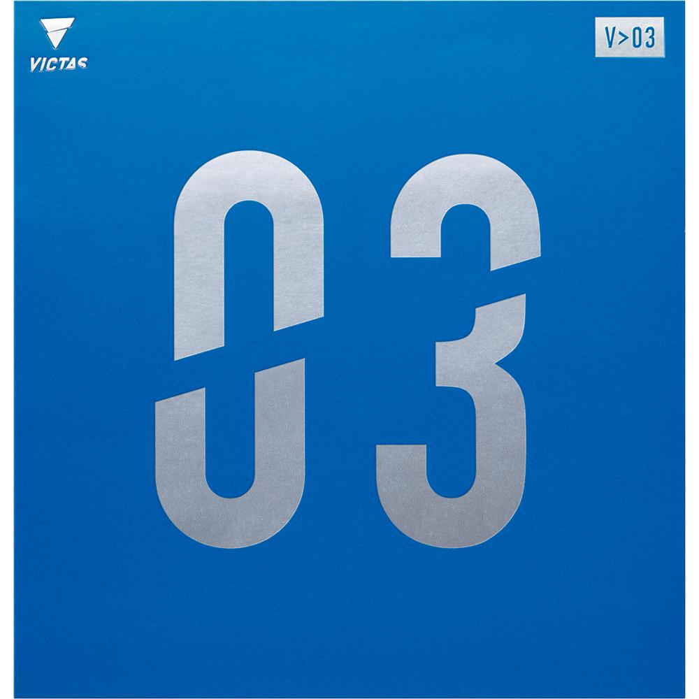 VICTAS 卓球 ラバー 裏ソフト V>03 2020 春夏