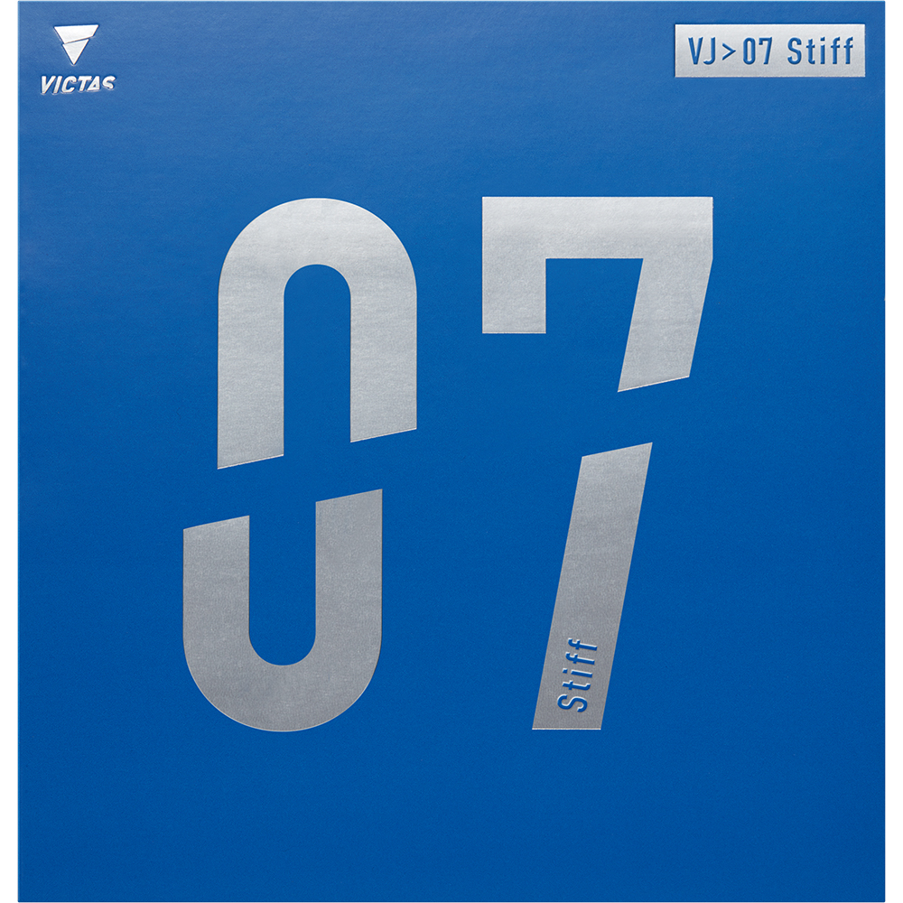 VJ>07 Stiff 07シリーズ ラバー 卓球 裏ソフト