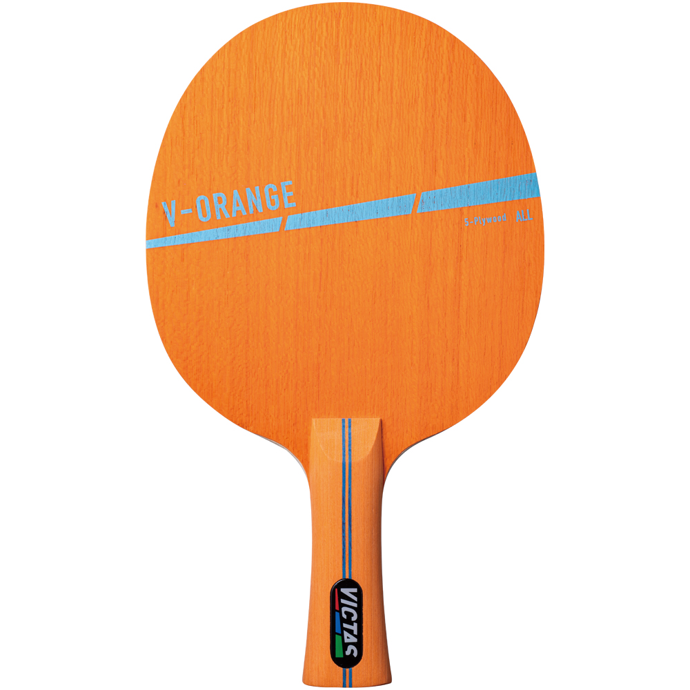 VICTAS ヴィクタス VICTAS PLAY  ヴィクタスプレイ 卓球 ラケット V-ORANGE V-オレンジ
