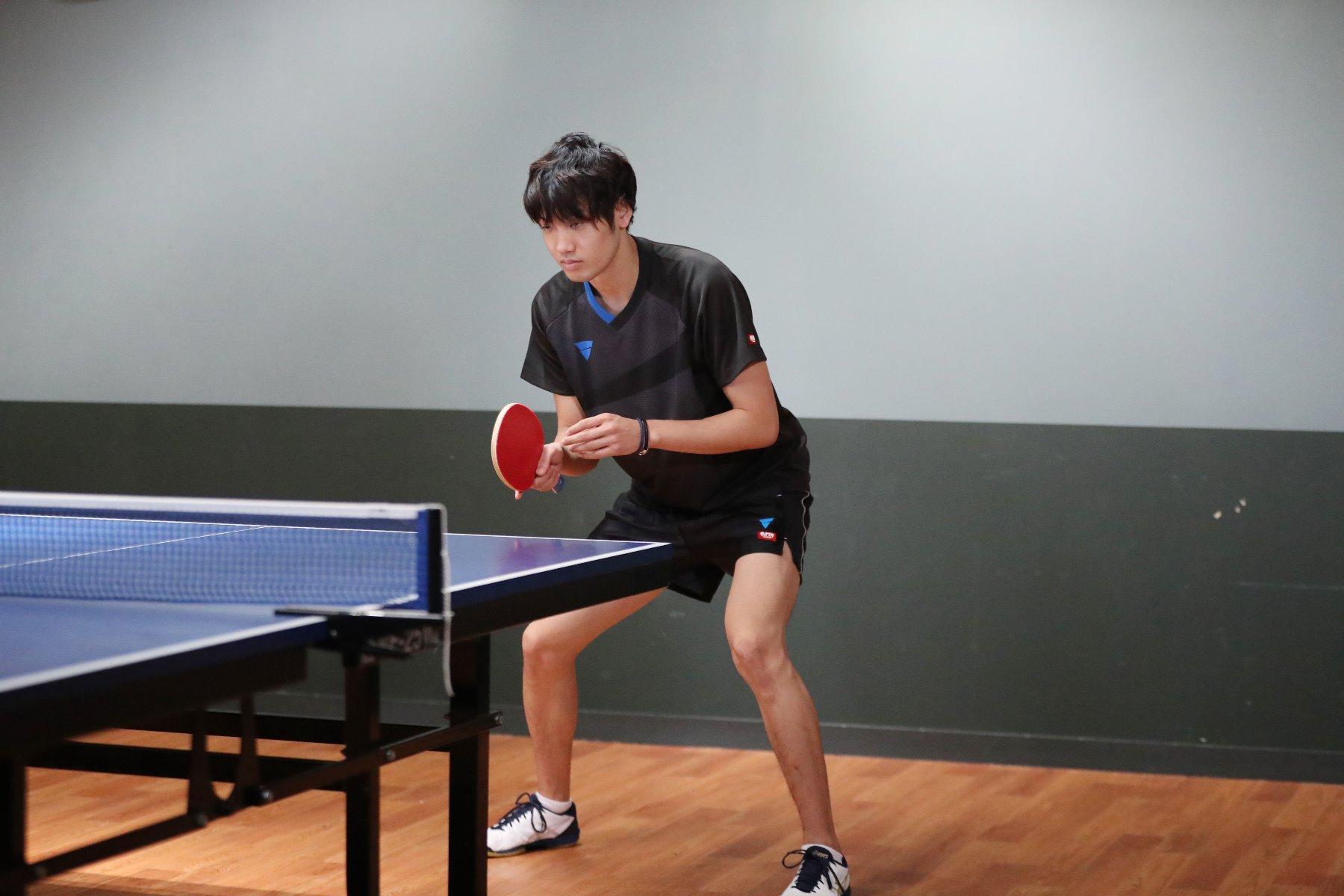 卓球 VICTASJOURNAL VICTAS ヴィクタス ビクタス 村松雄斗 契約選手
