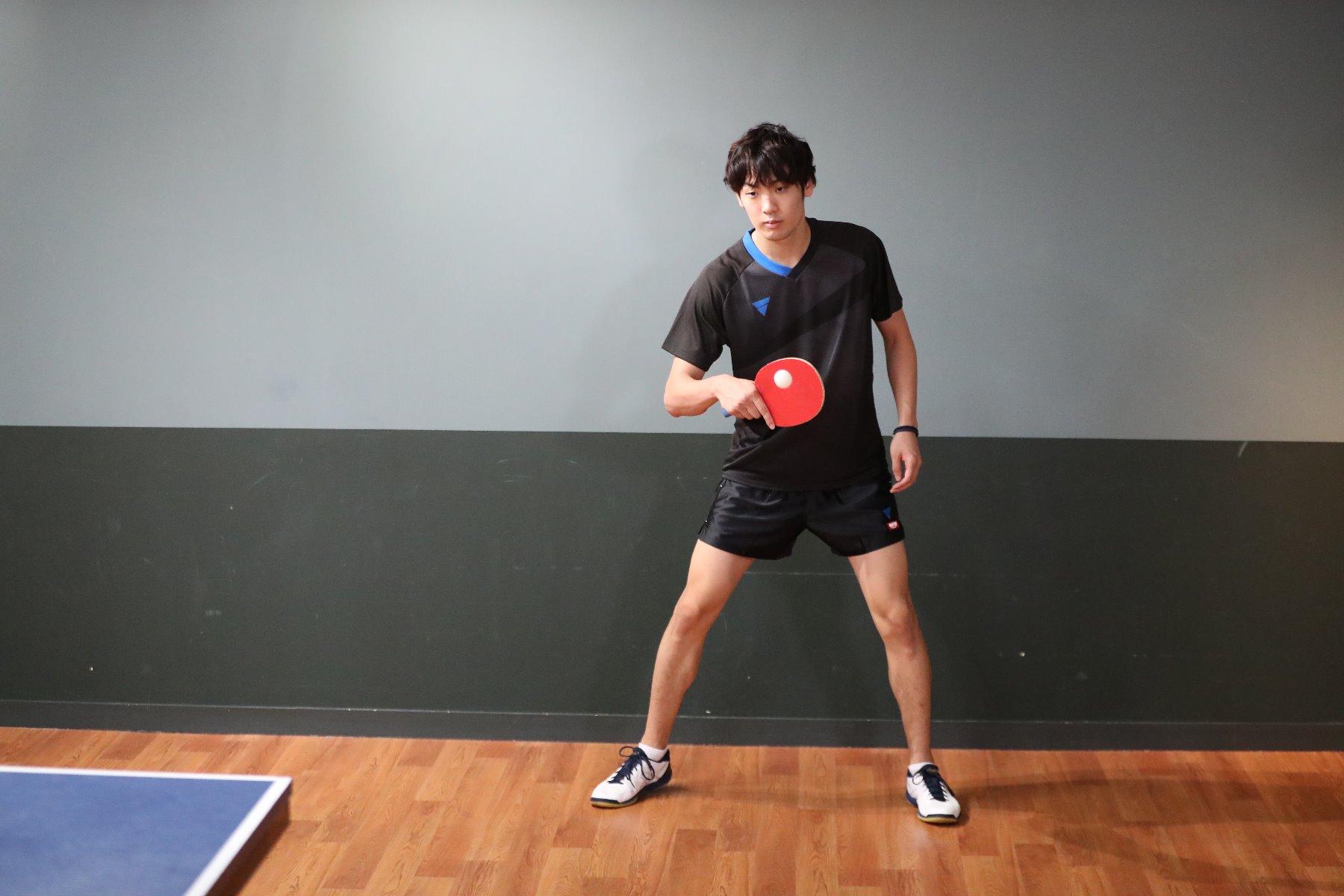 卓球 用語集 VICTAS ヴィクタス ビクタス ロビング 村松雄斗 契約選手 VICTASJOURNAL