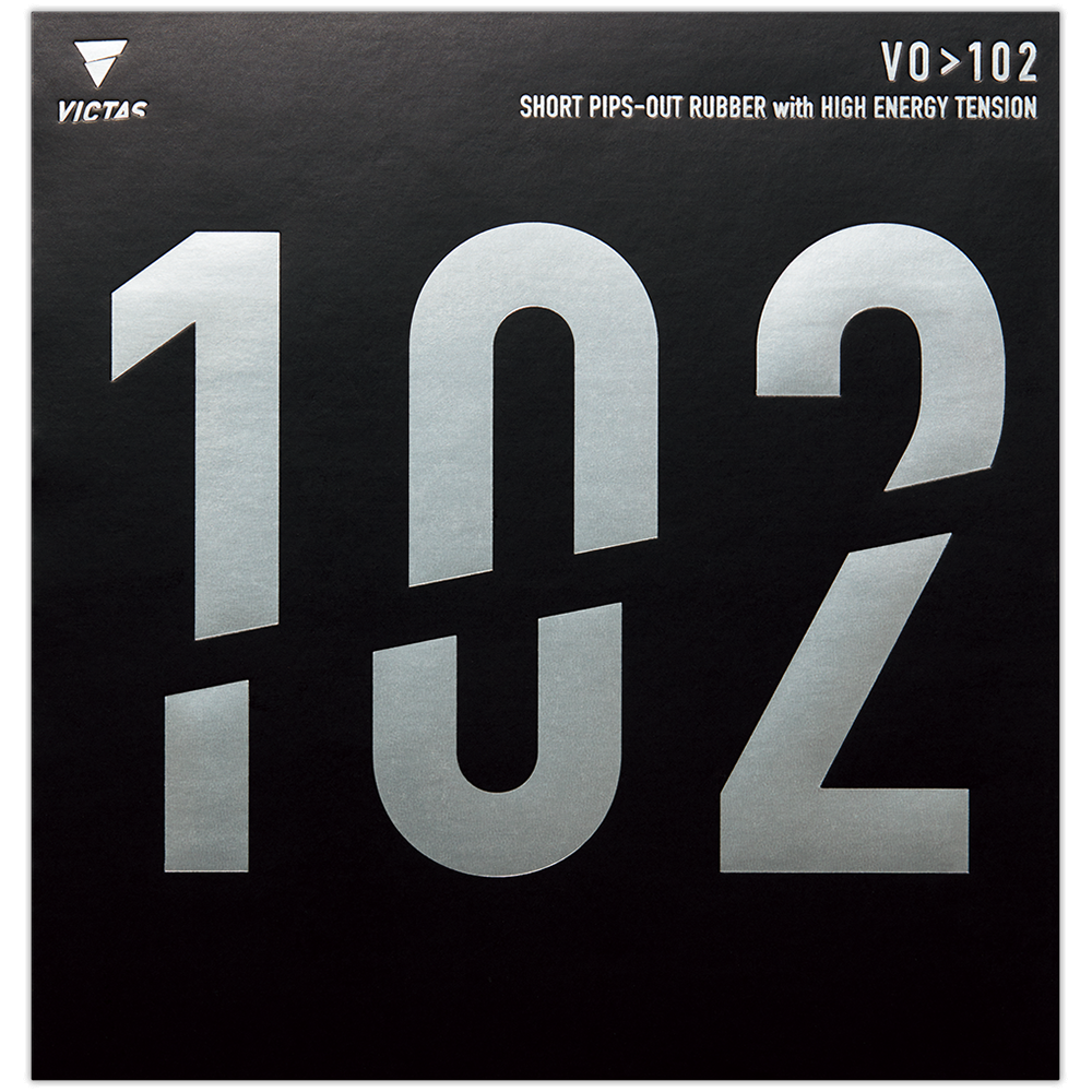 VO>102 102 表ソフト 卓球 ラバー VICTAS ヴィクタス TSP 天野優 契約選手
