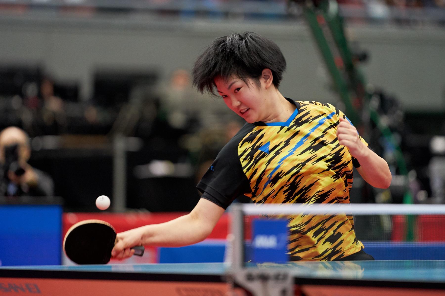 木原美悠 KIHARA MIYUU 卓球 VICTAS JOURNAL V15シリーズ 裏ラバー 裏ソフト ラバー ラバー比較 VICTAS