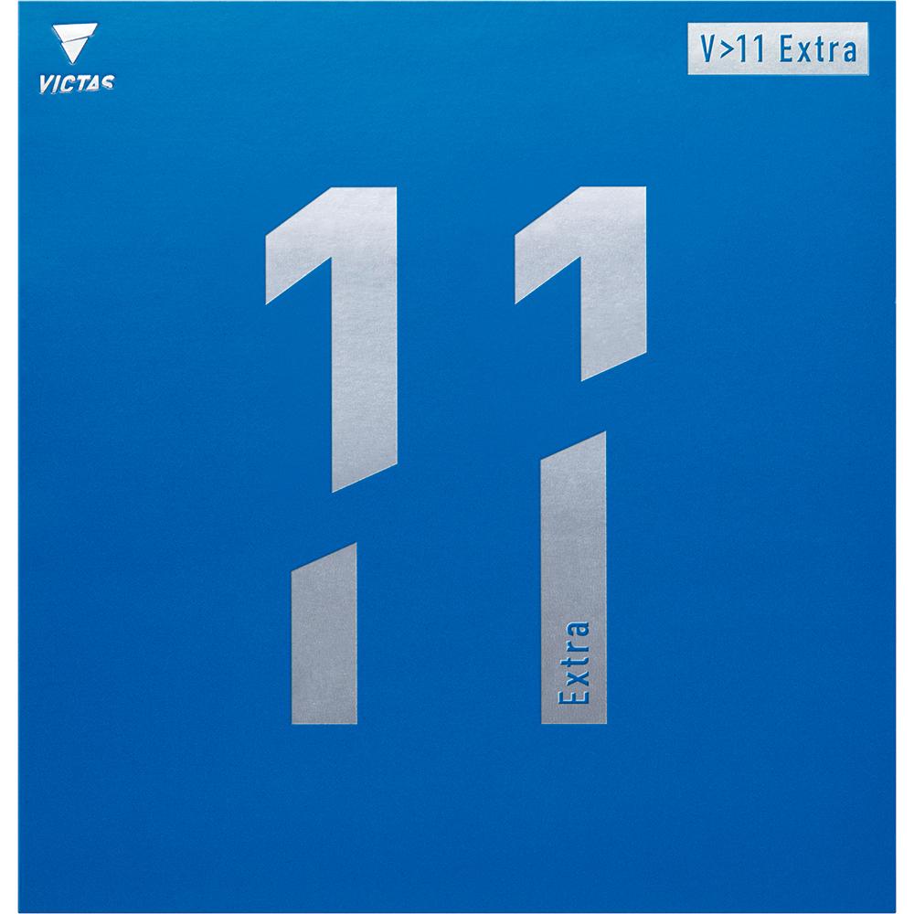 V>11 Extra ブイイチイチエキストラ 卓球 裏ソフト ラバー VICTAS ヴィクタス TSP 曽根翔 契約選手