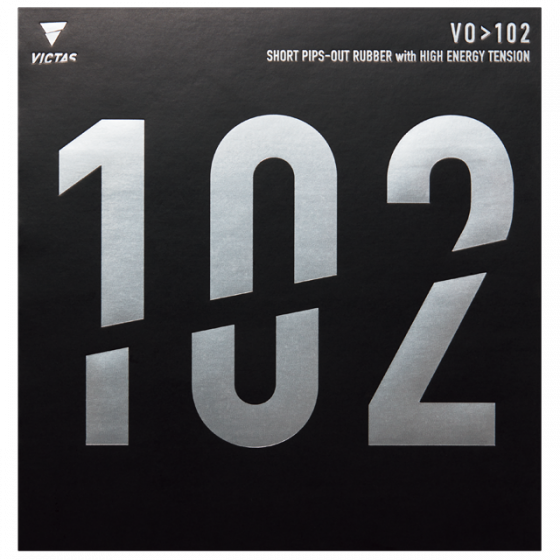 VO>102 卓球 ラバー 表ソフト 表ラバー TSP VICTAS ヴィクタス ニーシャーリエン Ni Xia Lian 契約選手