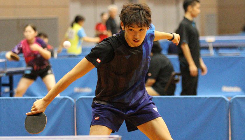 村松雄斗 卓球 VICTAS JOURNAL 卓球用語集 カットマン 表ソフトと戦型
