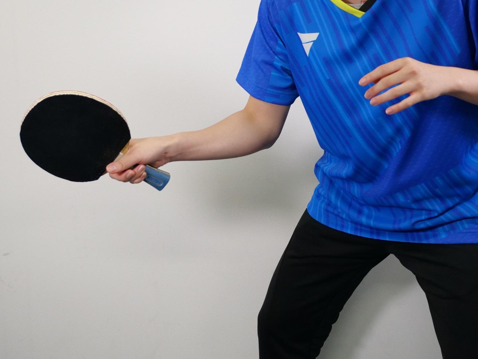 卓球 シェークハンド ラケット グリップ フォアハンドグリップ