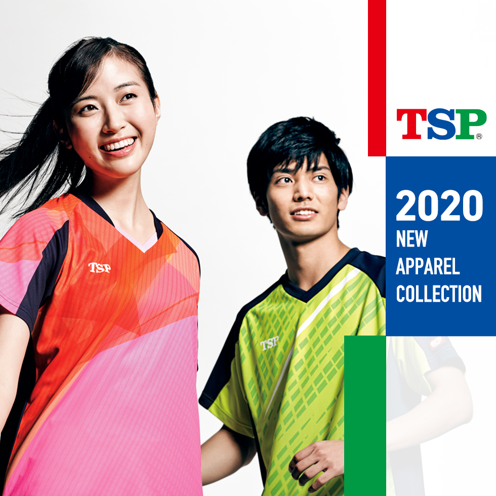 TSP NEW APPAREL COLLECTION