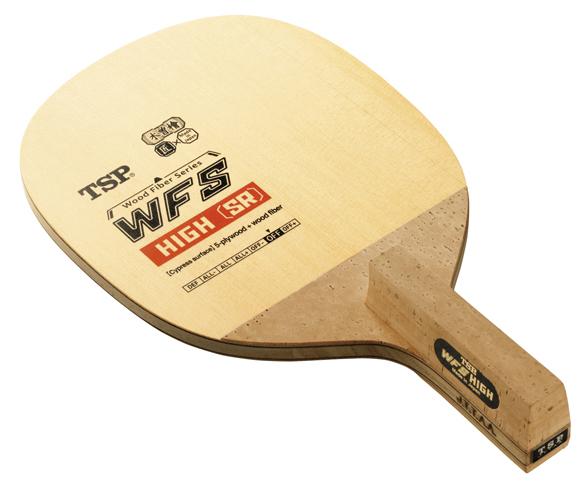 WFS ハイ SR 角丸型 TSP ペンホルダー ラケット 卓球用語集 VICTAS VICTAS JOURNAL