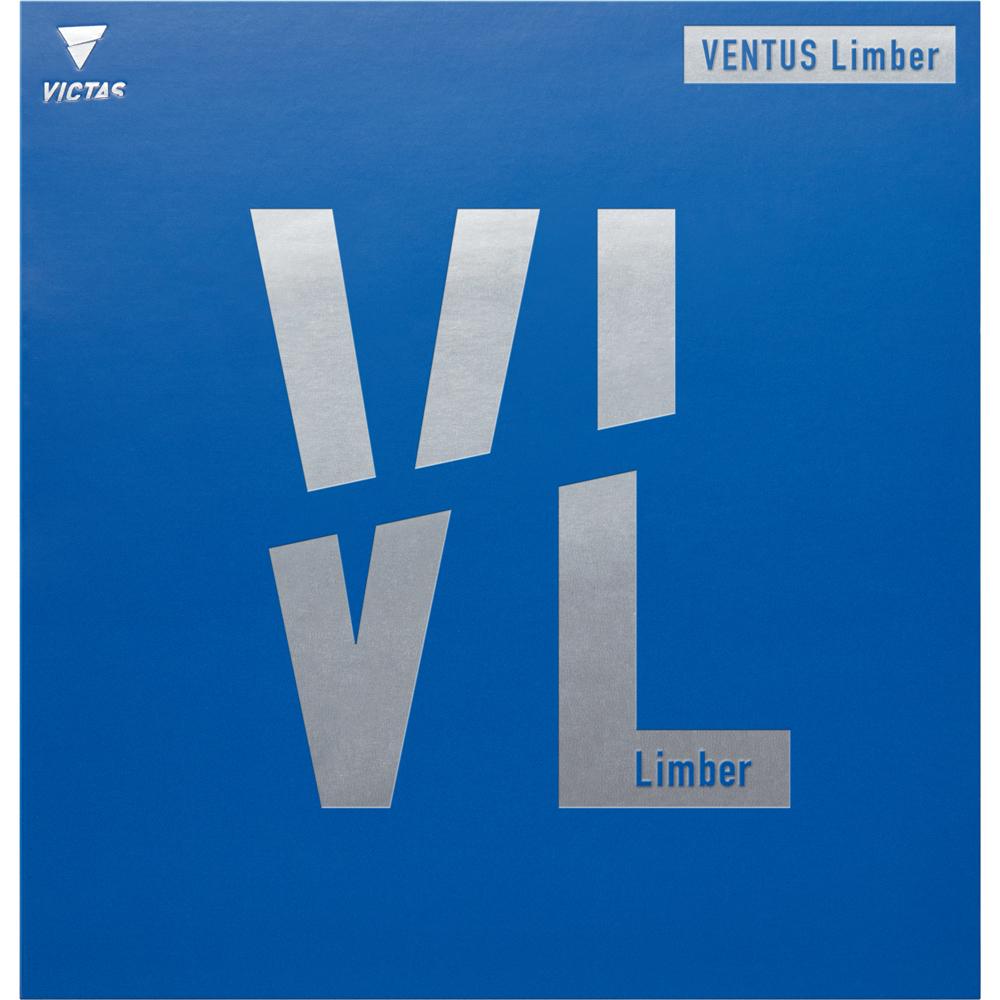 VENTUS Limber ヴェンタスリンバー VICTAS ヴィクタス VICTAS PLAY ヴィクタスプレイ 卓球 ラバー 裏ラバー 裏ソフト 初心者 卓球 上達 コツ  Begginers 用具ガイド VICTAS ラバー