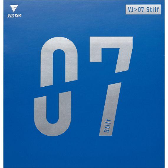 VJ-07 stiff Begginers 用具ガイド VICTAS 卓球 初心者 上達 コツ