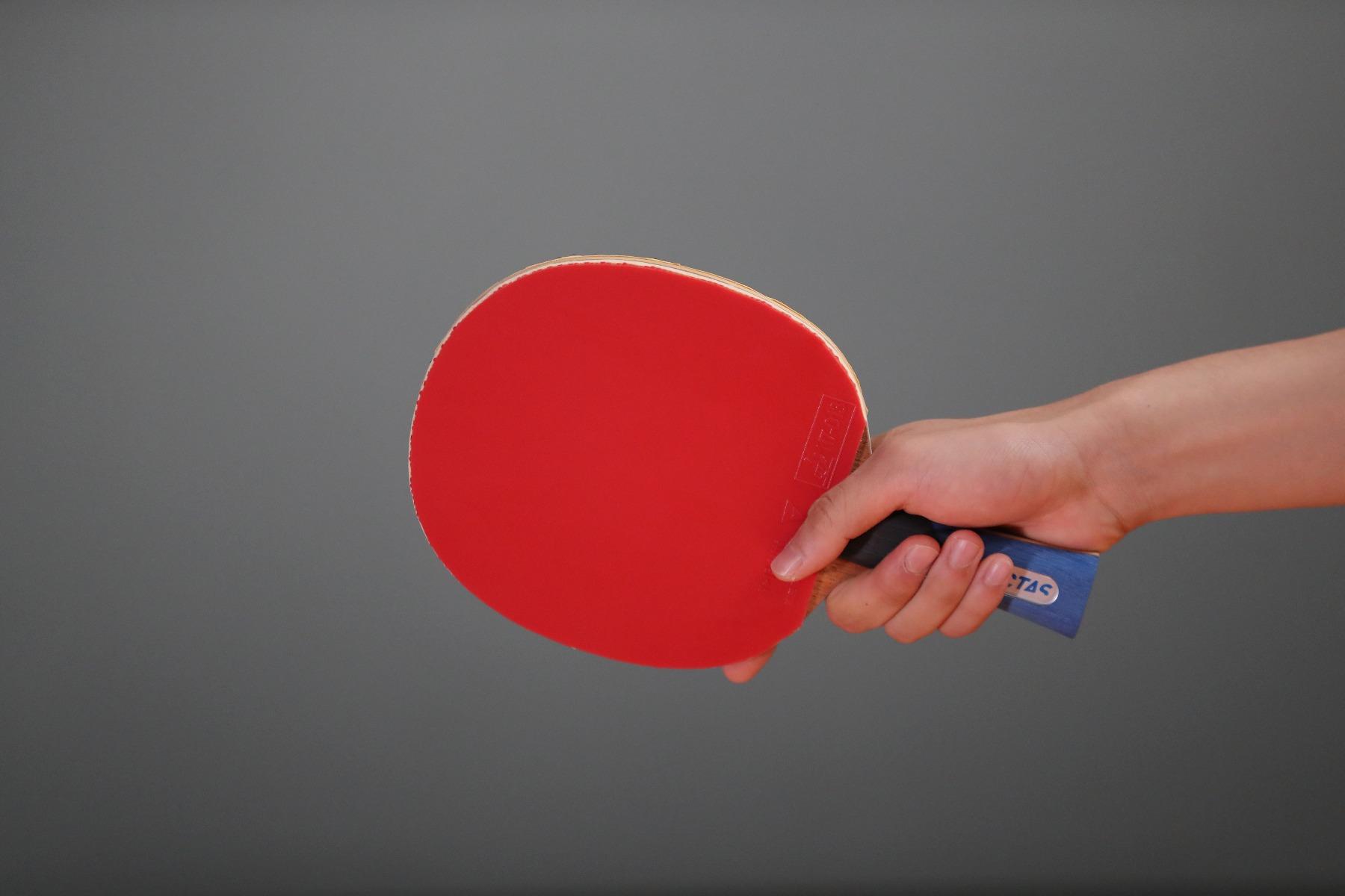 VICTAS JOURNAL 初心者 技術紹介 ビギナー 上達のコツ 卓球 用具の選び方