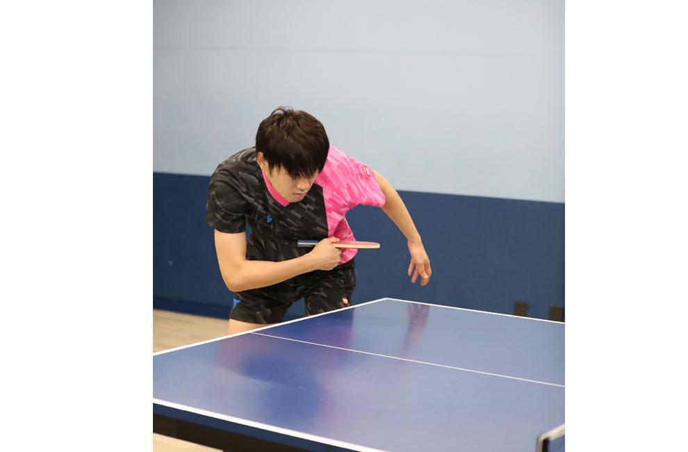 横回転サーブ 卓球 練習 試合 コツ