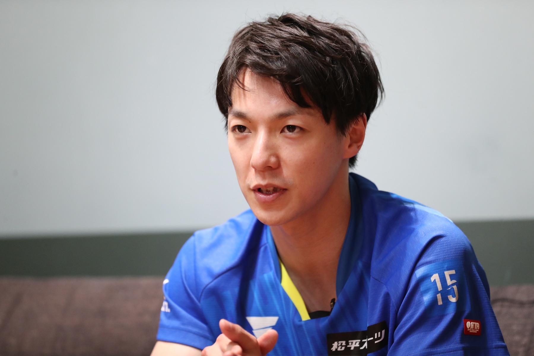 """""""卓球界を盛り上げて自分も強くなる""""松平賢二30歳、辿り着いたシンプルな答え 卓球 VICTAS JOURNAL インタビュー"""