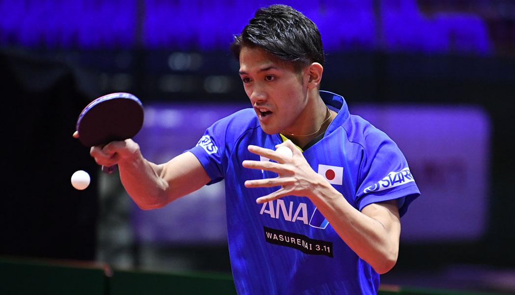 吉村和弘 YOSHIMURA KAZUHIRO 卓球 VICTAS VICTAS ADVISORY STAFF アドバイザリースタッフ 契約選手