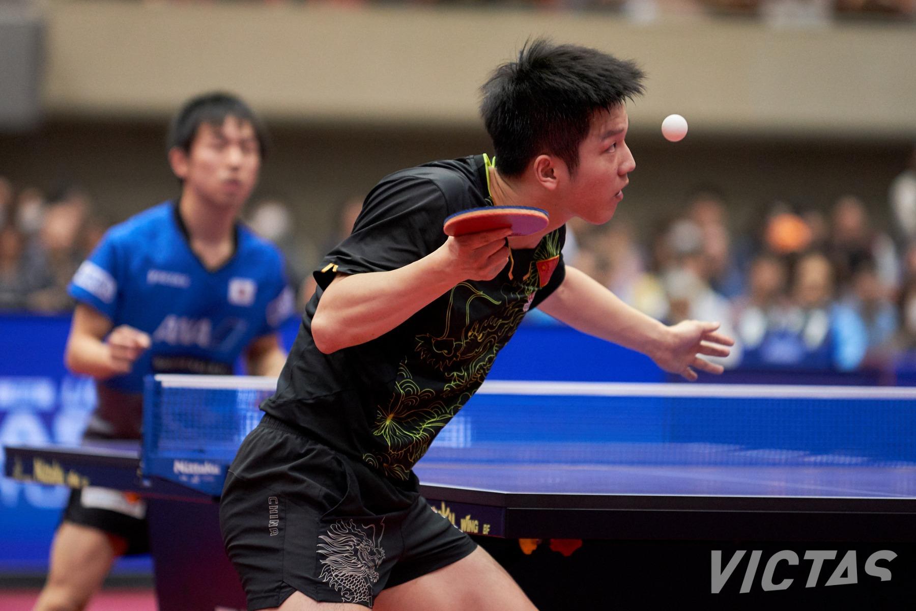 LION ITTF・ATTUアジアカップ横浜2018 男子2日目 結果 World Report:Journal/ インフォメーション |  VICTAS卓球用品メーカー