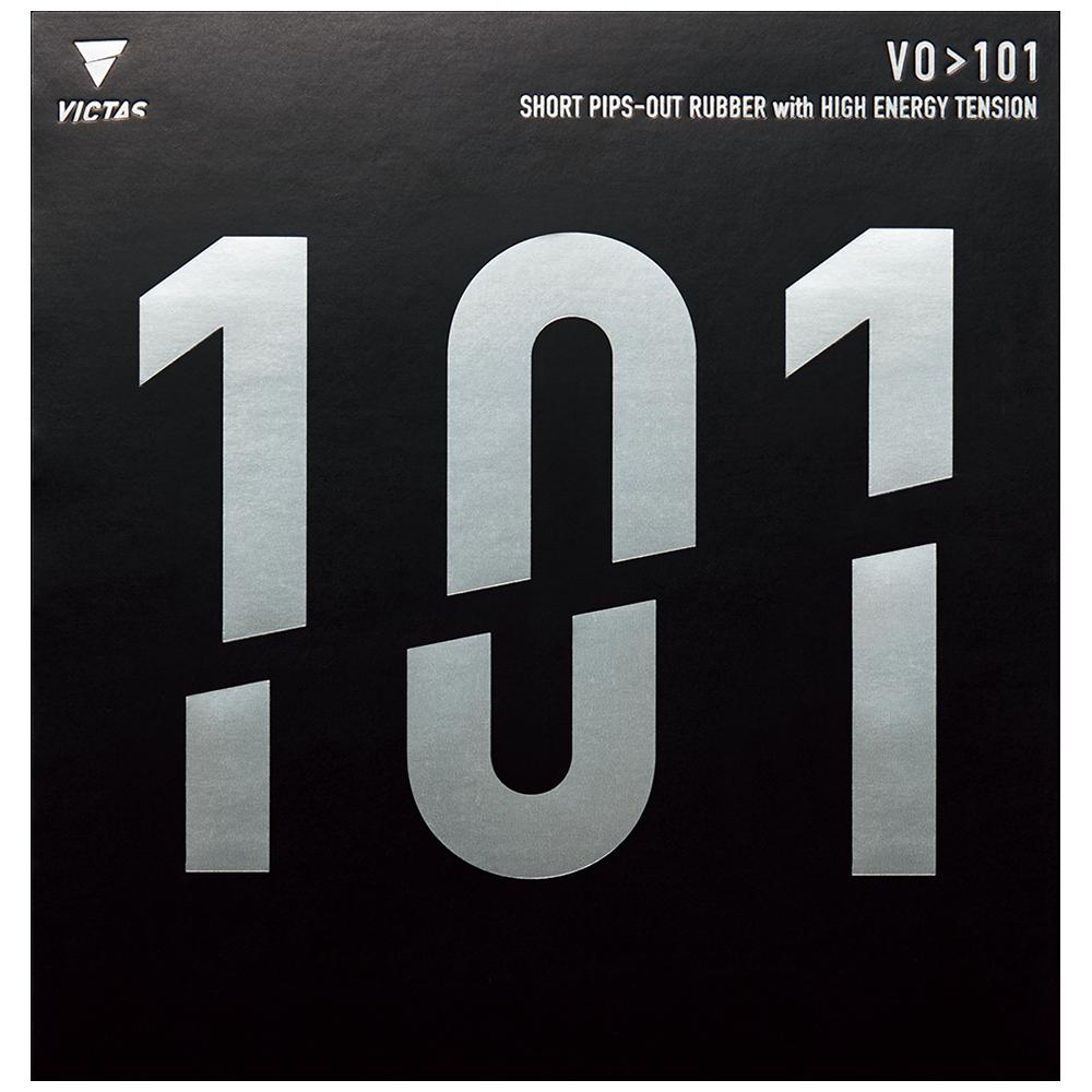 VO>101 表ソフト ラバー 卓球 VICTAS