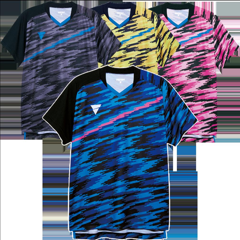 VICTAS ゲームシャツ V-GS902 2019春夏 卓球 ウェア