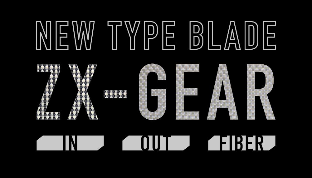 ZX-GEAR シリーズ VICTAS ラケット 新商品 シェークハンドラケット