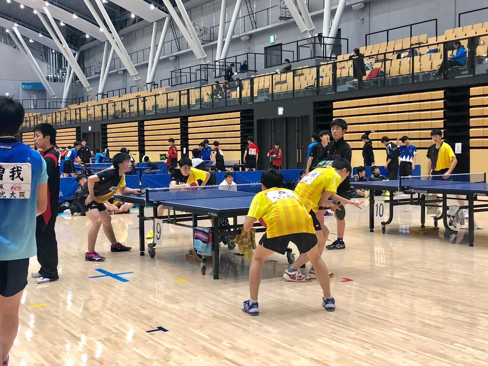 第25回高校オープン卓球研修会 その他大会 VICTAS JOURNAL 卓球