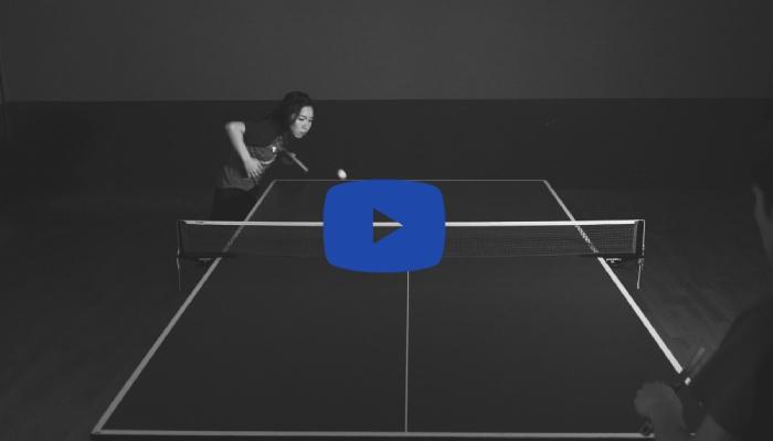 若宮三紗子の卓球技術解説