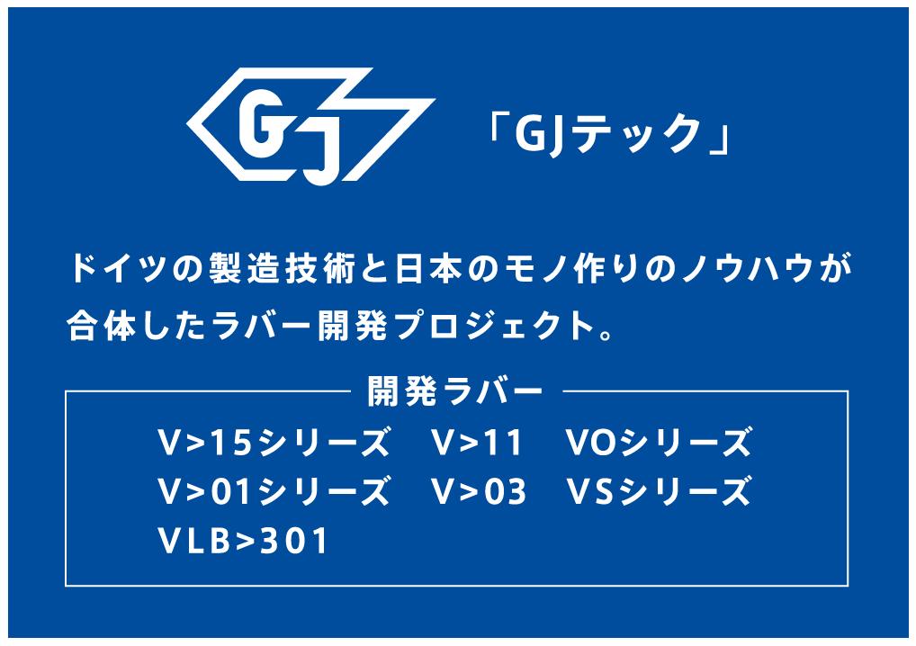 卓球 VICTAS V>03 性能 Gテック ラバー