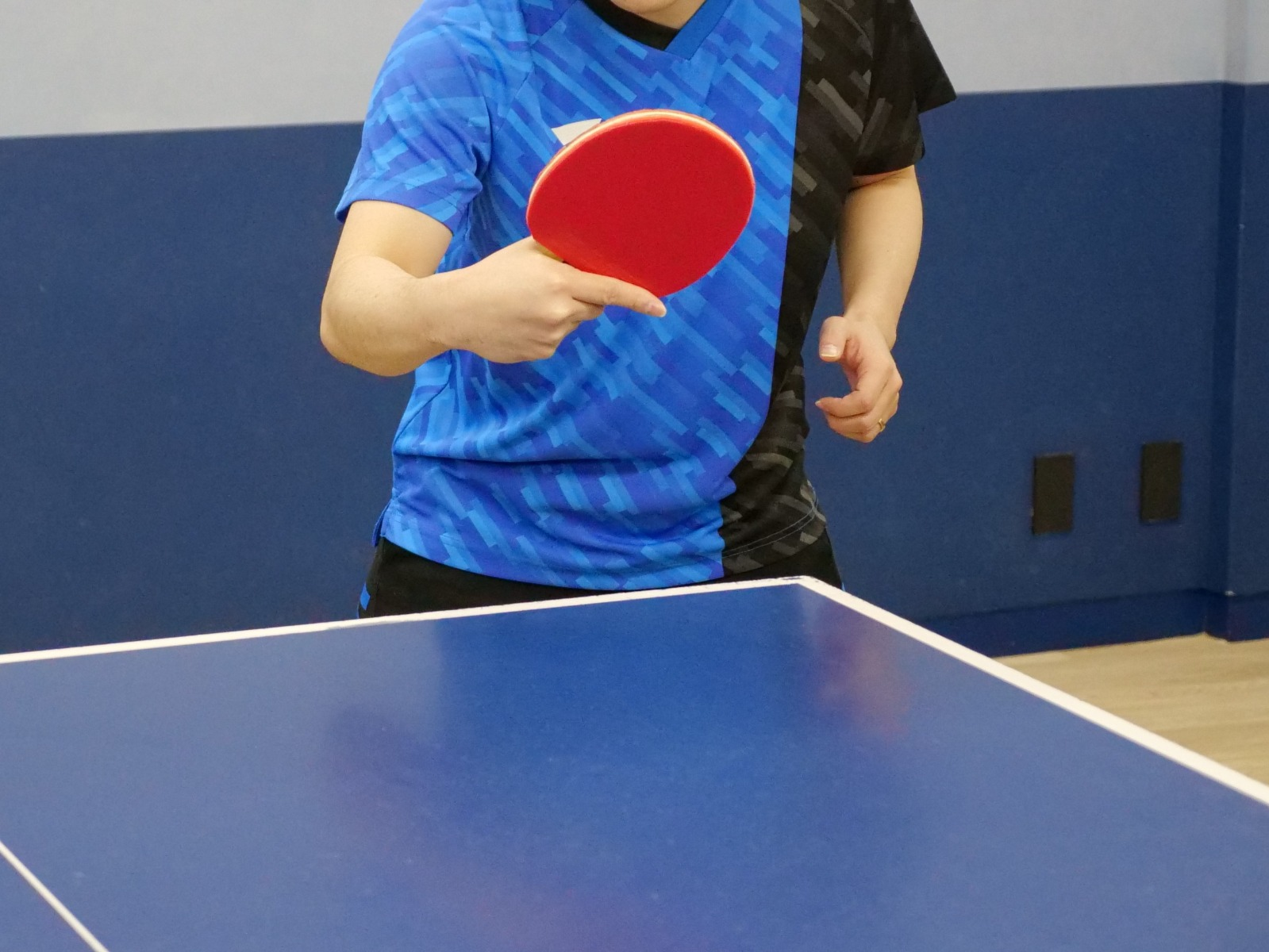 卓球 バックハンド 練習 基本技術 上達情報 卓球総研