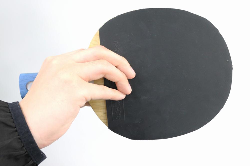 中国式ペンホルダーの握り方